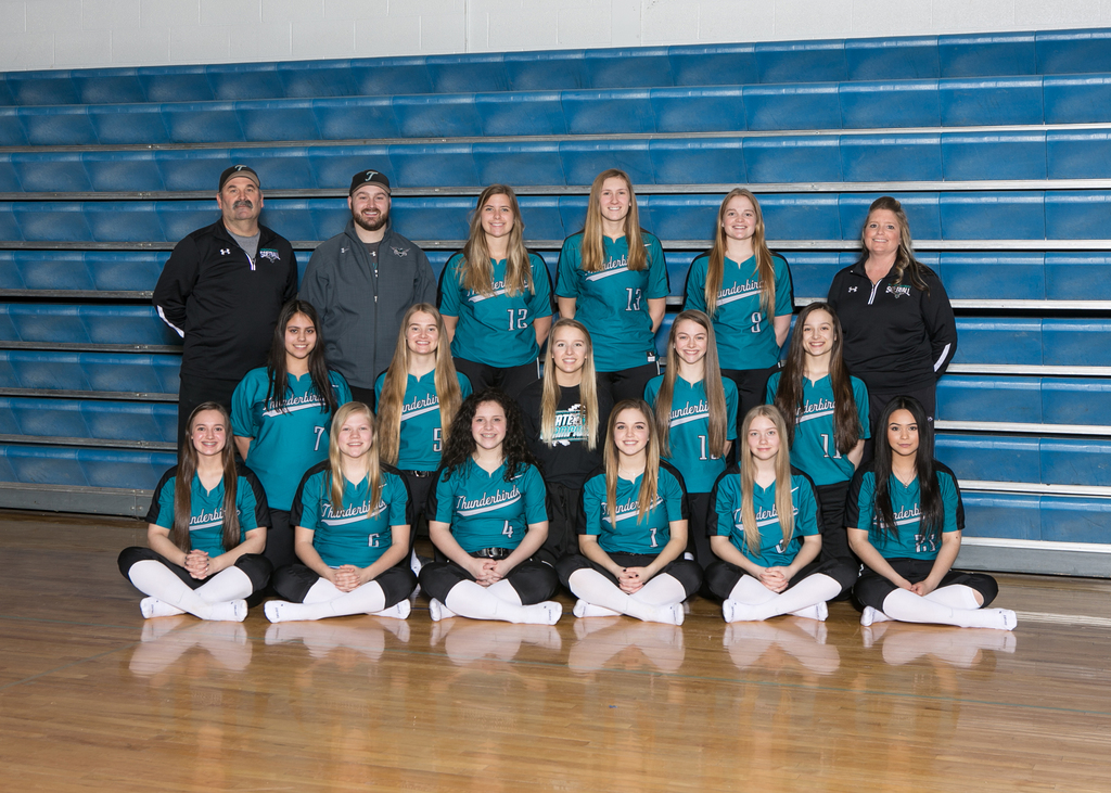 Thunderbird Softball Team