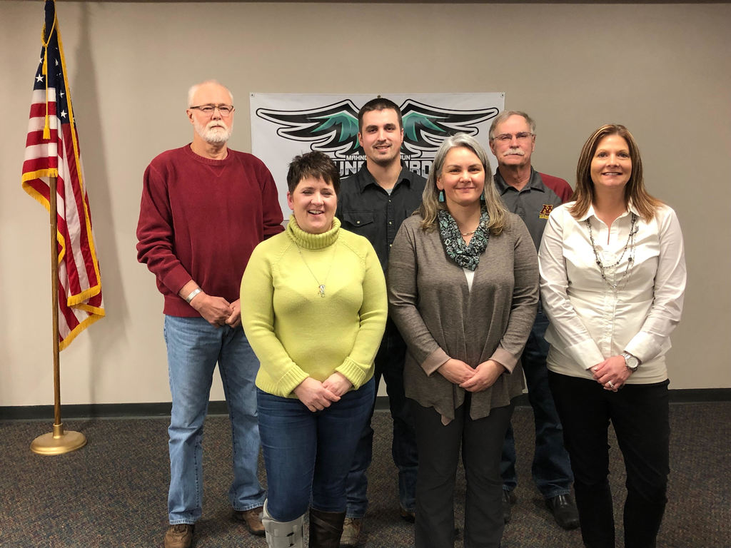 Mahnomen School Board Members